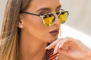 The choice of sunglasses according to the face shape – detailed manual