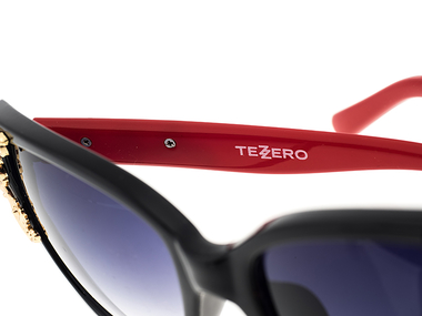 Tezzero Gold Rose Red Frame